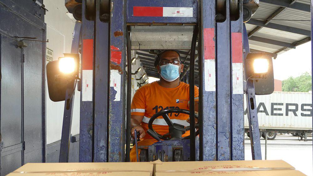 Hutchison Ports PPC busca convertir a Panamá en un 'hub' logístico