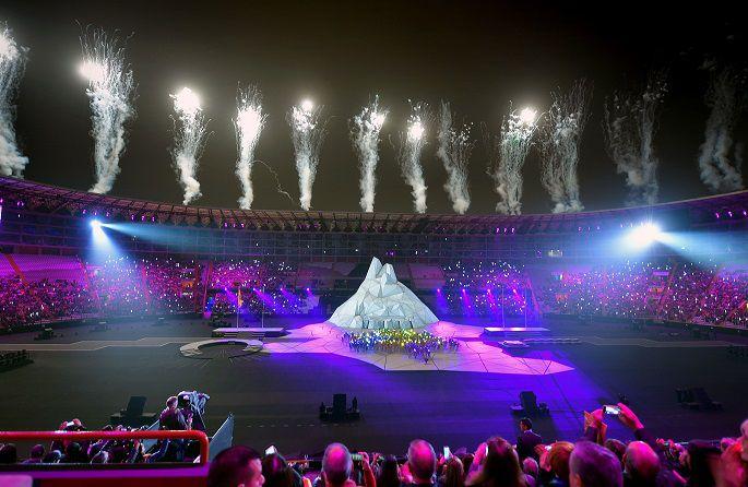 Lima inaugura los Juegos Panamericanos 2019