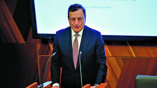 Draghi cree que el estímulo es necesario