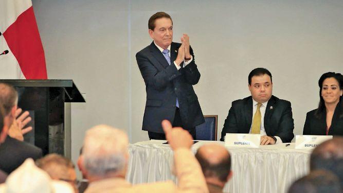 Nito Cortizo da la vuelta a 'sus' tres principios