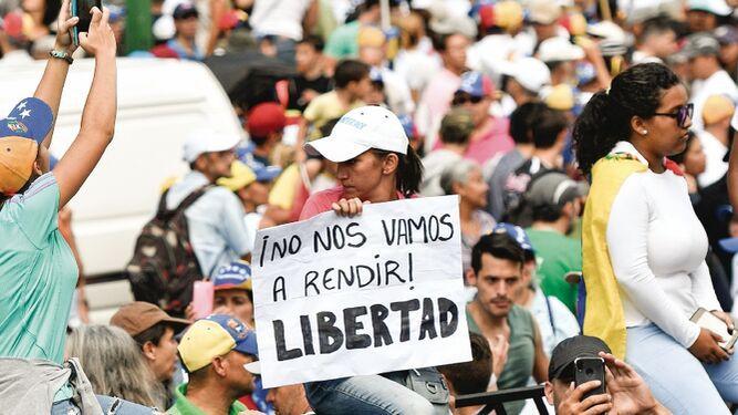 Venezuela: una pelea sin asalto final a la vista