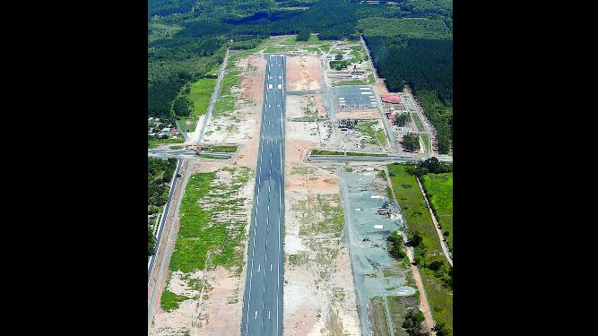 Archivan provisionalmente el caso del aeropuerto de Río Hato