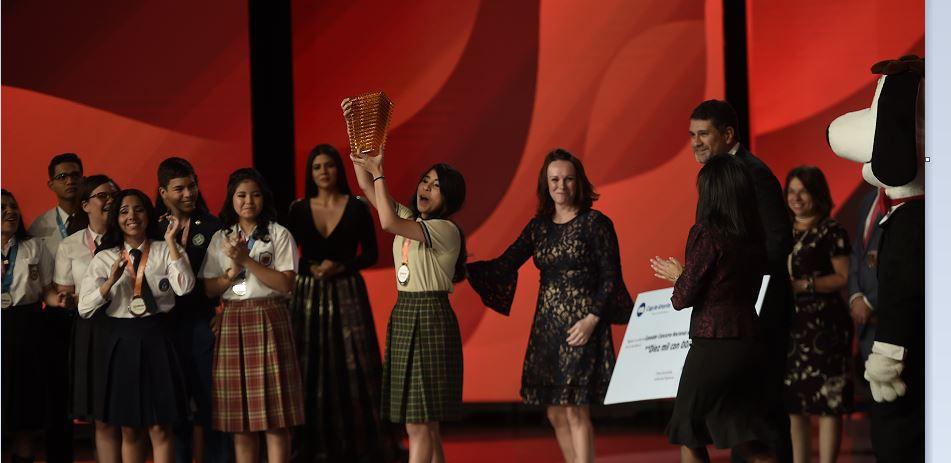Panamá centro gana el Concurso Nacional de Oratoria 2019