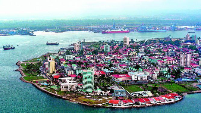 Amparo contra proyecto portuario en isla Margarita, Colón