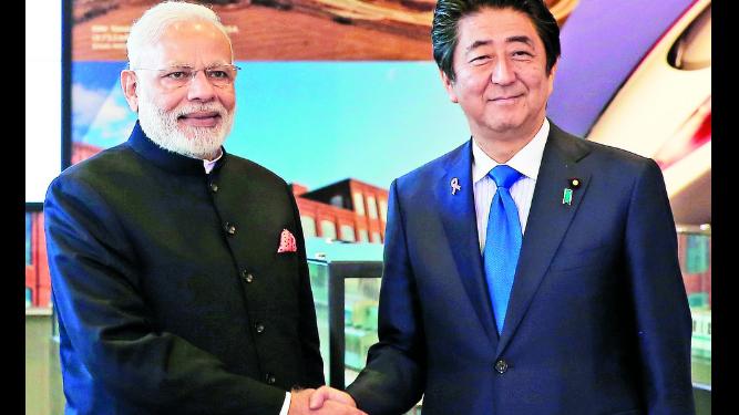 Japón e India firman un acuerdo energético