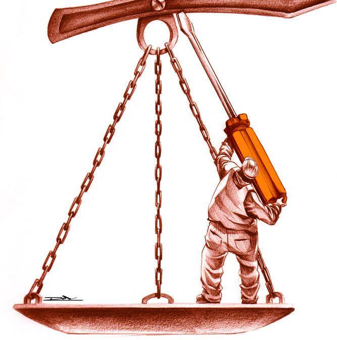Modificarán ley sobre jueces de paz