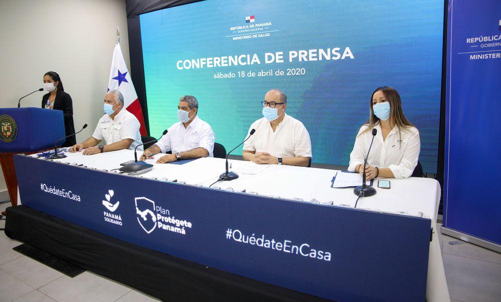 120 fallecidos deja el coronavirus en Panamá; hay 4 mil 273 personas infectadas