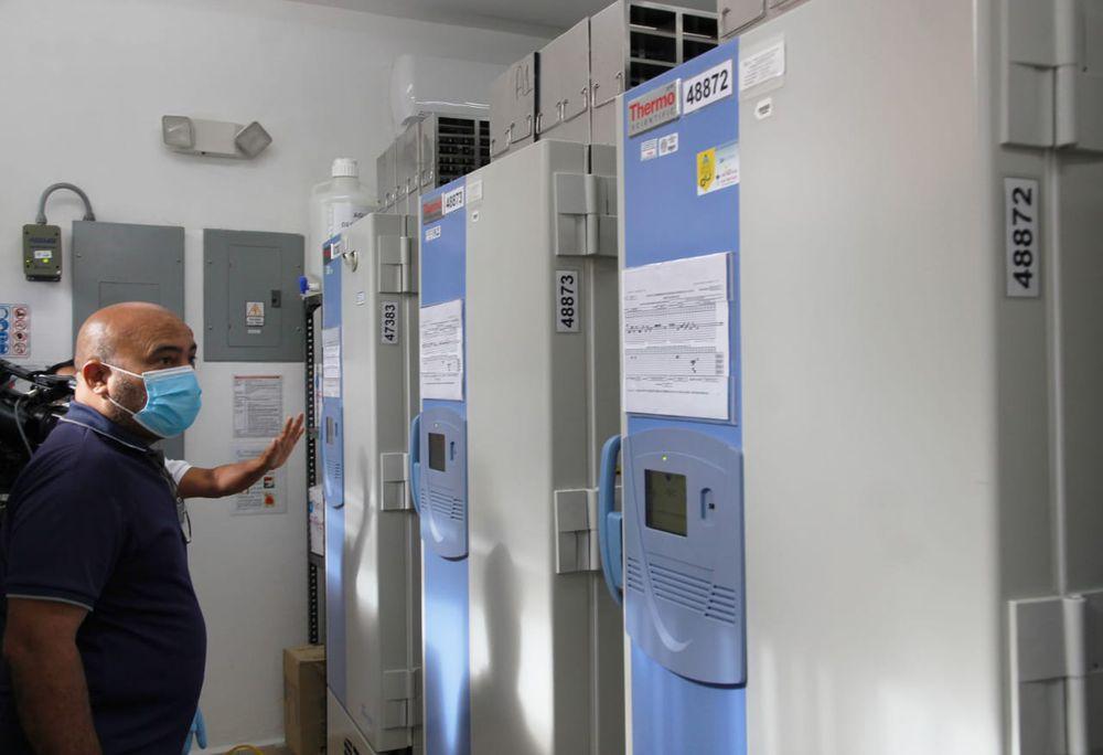 Instituto Gorgas dice que está preparado para recibir la vacuna Pfizer contra el nuevo coronavirus