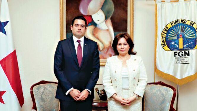 Procuradores Porcell y González, en la agenda de la transición