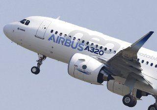 Airbus estrena nuevo avión más silencioso