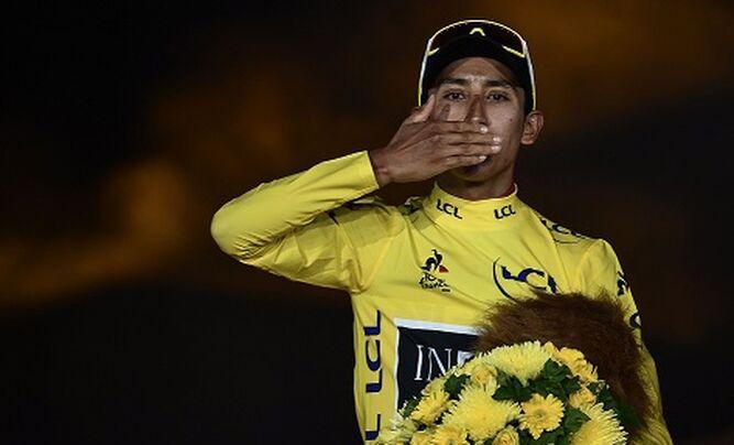 El joven maravilla de Colombia hace historia en el ciclismo