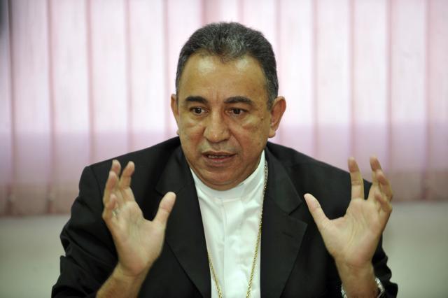 'Firmaremos el pacto con los que estén dispuesto a hacerlo', dice Ulloa