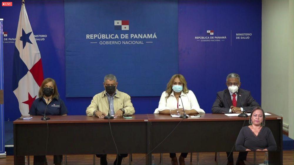 Llega a Panamá primer lote de 36,000 dosis de la vacuna AstraZeneca