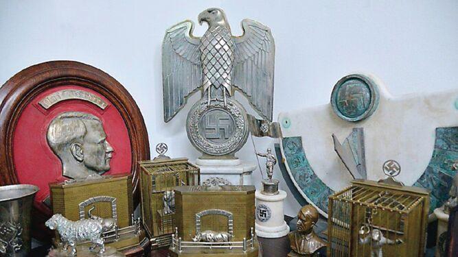 83 objetos nazis se exhibirán en el Museo de Holocausto
