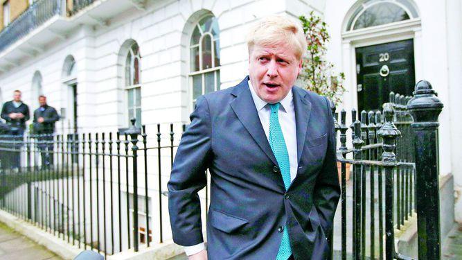 Alcalde de Londres apoya salir de la UE