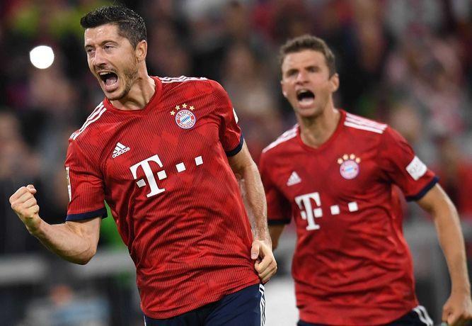 Bayern abre la Bundesliga con victoria ante Hoffenheim