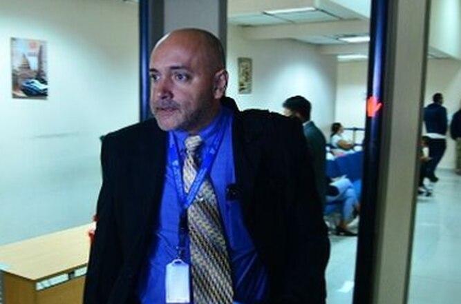 Perito Rivera Calle interpone denuncia por pinchazos