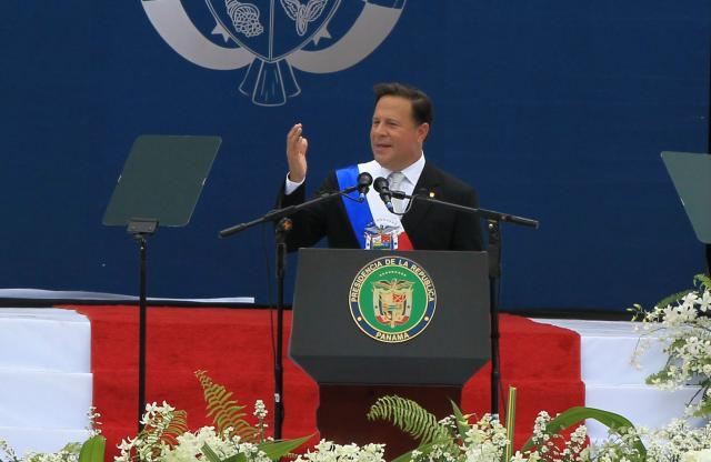 Revelan declaración jurada de bienes del presidente Varela