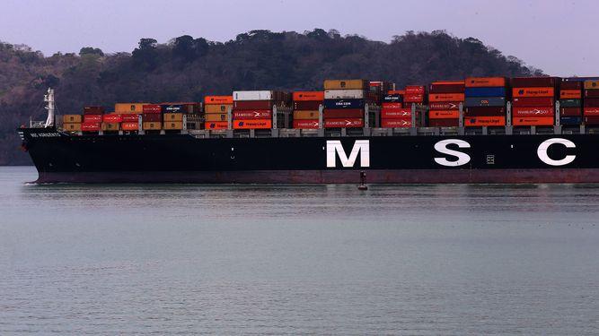 El Canal restringe la profundidad de las embarcaciones que transitan por la vía