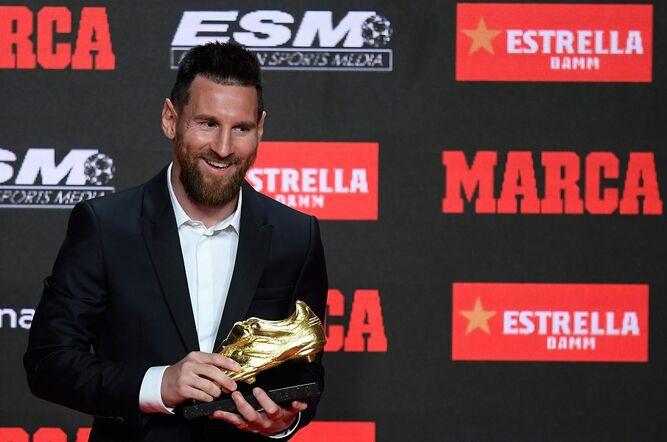 Lionel Messi adelanta que se retirará del fútbol cuando el cuerpo se lo diga
