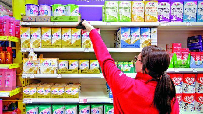 Danone gana terreno a Nestlé