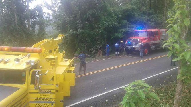 Se registra la primera víctima por accidente de tránsito en Bocas del Toro