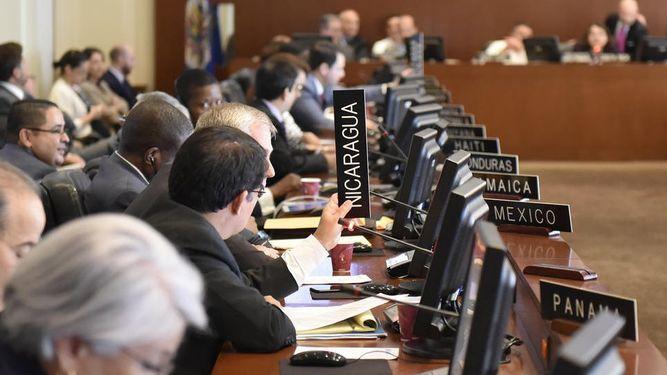 OEA pide reanudar diálogo y la protección de los derechos humanos en Nicaragua