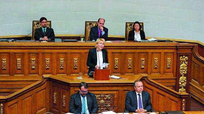 MP prevé acciones si sacan a Luisa Ortega