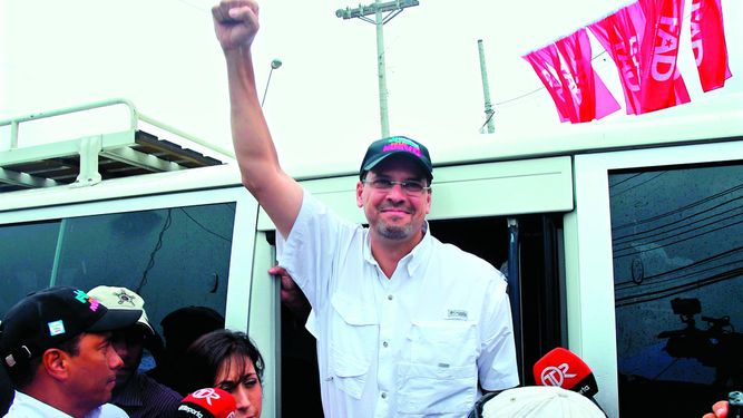 'Odebrecht pagó la  campaña de Cambio Democrático'