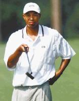 Montgomerie defiende título ante Tiger Woods