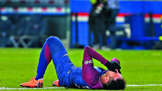 Neymar preocupa a todos