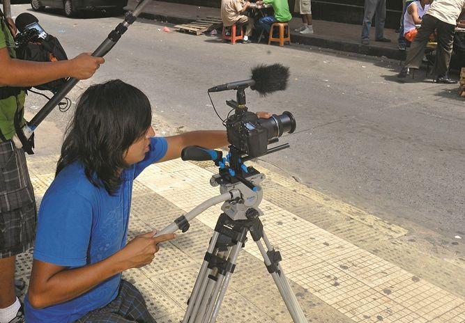 Panamá como set de grabación