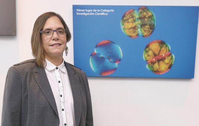 Una panameña, integrante del comité de genómica de la OMS