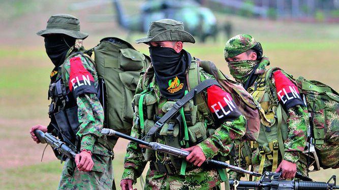 ELN cesa acciones armadas durante elecciones