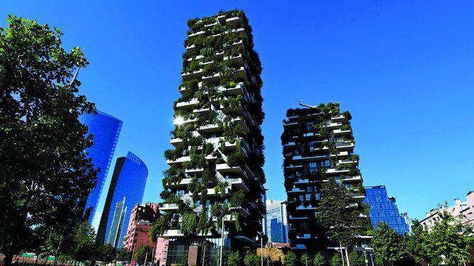 Los bosques verticales de Milán
