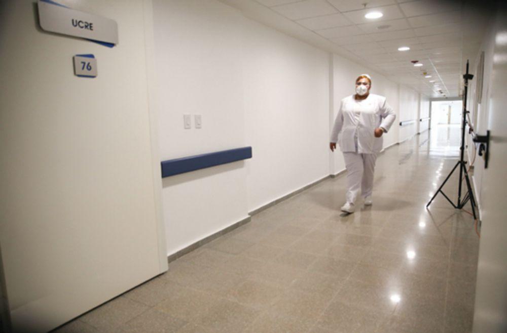 CSS habilita área para atender pacientes con la Covid-19 en la Ciudad de la Salud