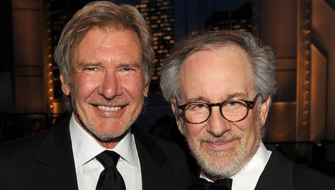 'Indiana Jones' regresa con Harrison Ford y Steven Spielberg