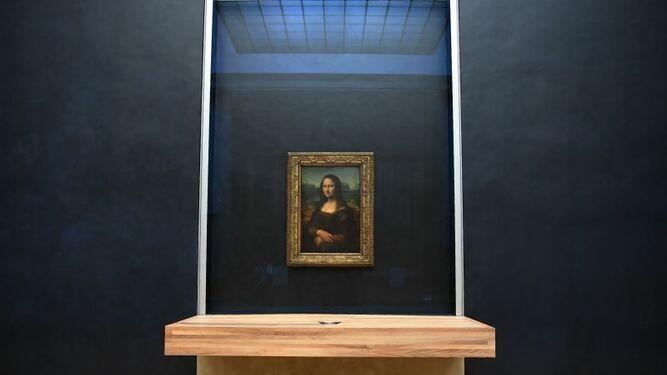 A solas con 'La Gioconda' en el Louvre gracias a la tecnología