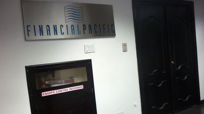 Los activos de Financial Pacific no cubren cuentas