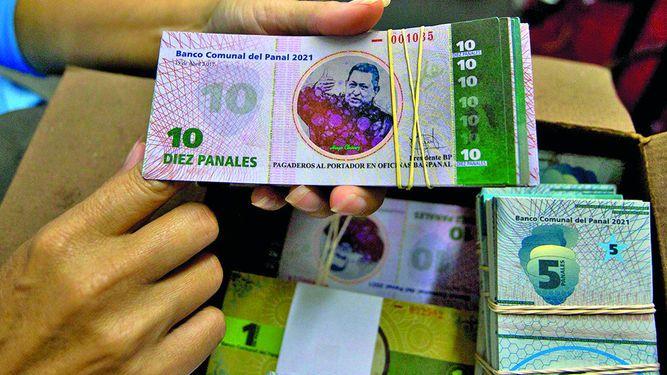 Venezuela lanza moneda comunal