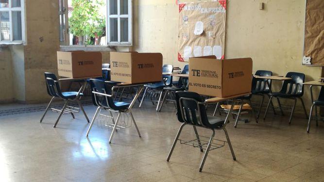 Abren mesas de votación para las primarias del partido Alianza