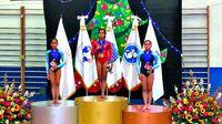 Panameños se lucen en Centroamericano