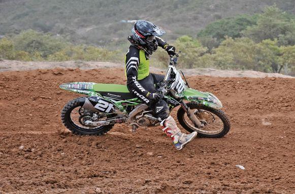 El 'motocross' regresa a la pista en La Chorrera