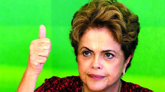 Decisión de la Corte favorece a Rousseff