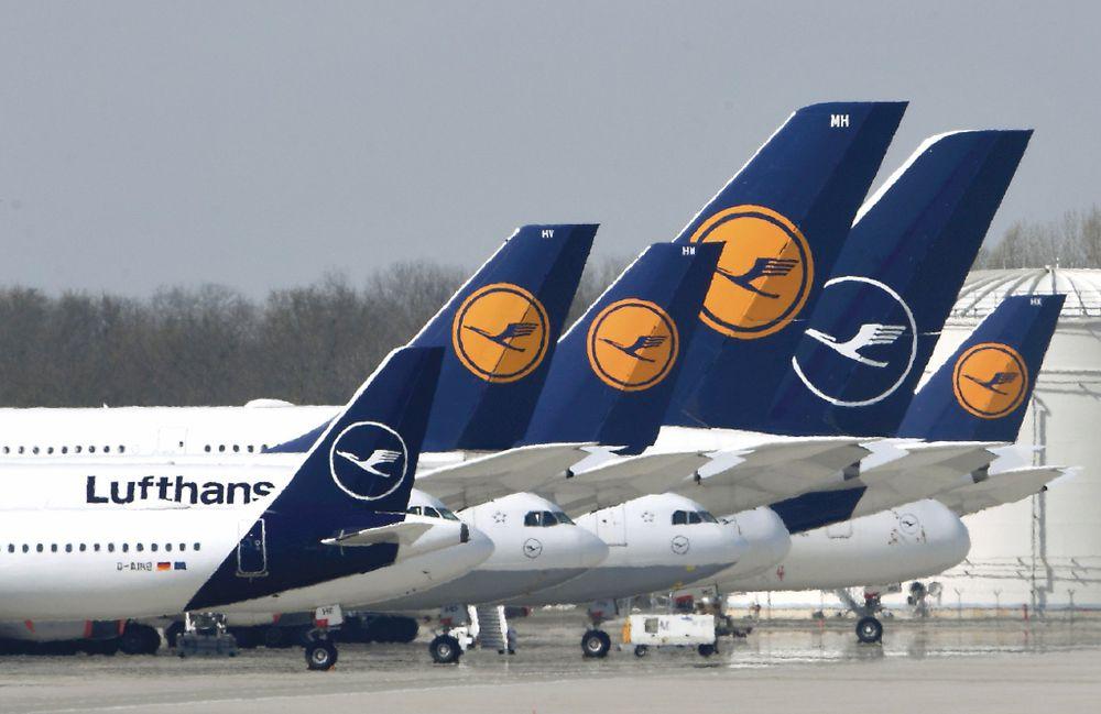 Lufthansa no reanudará vuelos a Panamá hasta 2021