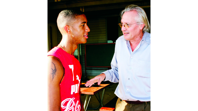 Peter Johnson y su legado en el fútbol panameño