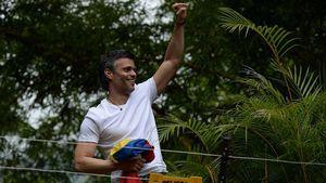 El primer mensaje de Leopoldo López: 'No tengo resentimiento alguno y tampoco voluntad de claudicar'