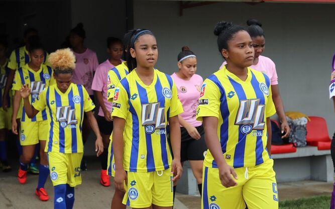 Con un doblete hoy en el Muquita Sánchez comienza  la tercera fecha de la Liga de Fútbol Femenino