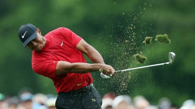Tiger Woods cree que puede igualar los 18 Grand Slams de Nicklaus