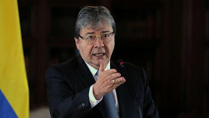 Colombia quiere más sanciones para propiciar un cambio en Venezuela